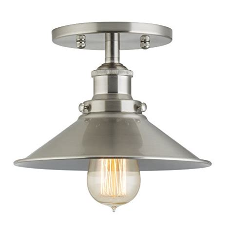 Popular Ceiling Lights by 5 Best Ceiling Light Brushed Nickel To Buy Review 2017