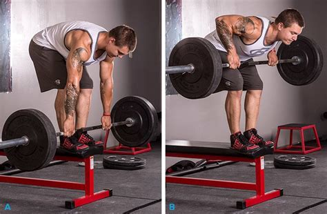bent over row on bench 5 common bent over row blunders