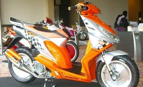 Sparepart Injeksi Honda Beat ubah motor beat mu modifikasi dan sparepart
