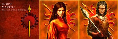 house martell words houses of westeros the stormlands dorne
