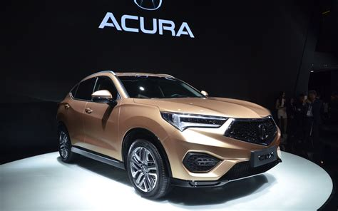 acura gabriel acura cdx practices for a new model the car guide
