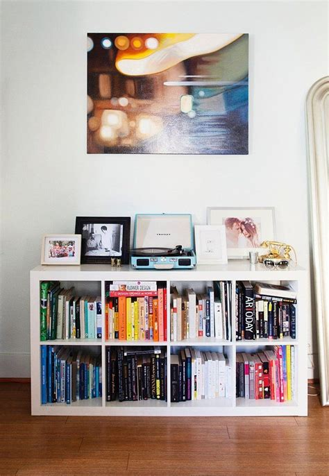 17 best ideas about bookshelf organization on