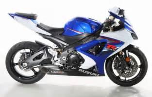 08 Suzuki Gsxr 1000 Suzuki Gsxr 1000 07 08 Taylormade Exhaust From Bikebling