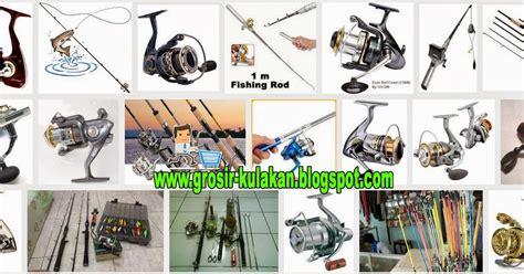 Alat Pancing Grosir distributor alat pancing