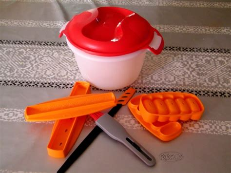 Tupperware Rock N Roll Sushi Maker kit sushi maki images