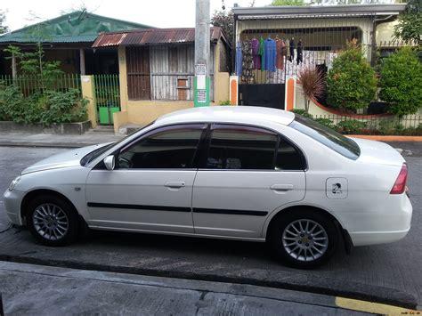 Honda Civic 2001 by Honda Civic 2001 Car For Sale Metro Manila