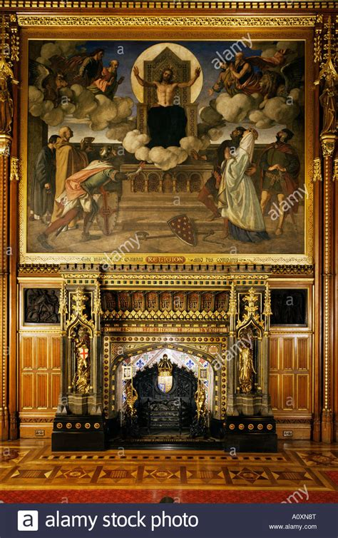 robing room the s robing room houses of parliament westminster stock photo royalty free image