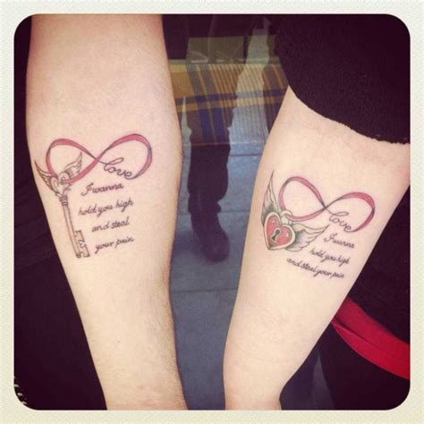 imagenes de tatuajes de union de parejas frases de amor para tatuajes y su significado dentro de