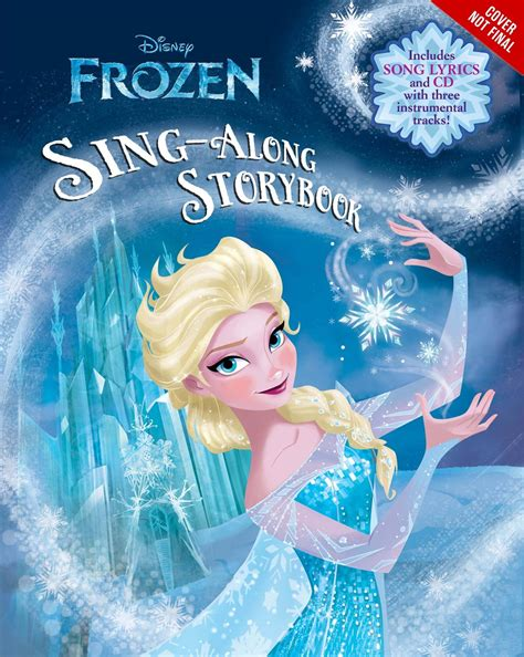 frozen picture book frozen new book frozen photo 37042494 fanpop
