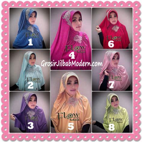 Jilbab Segi Empat Sutera Branded Polos Cantik Trendi Termurah jilbab syria bergo shakeela trendy dan syar i by flow idea