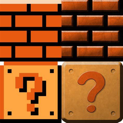 super mario block l super mario bros blocks www pixshark com images