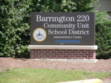Barrington 220 Calendar Barrington District 220 Approves New School Calendar