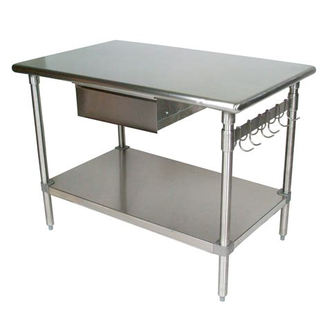 Stainless Steel Kitchen Table by Kitchen Islands Tables Stainless Steel Kitchen Work