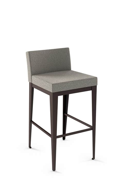 non swivel bar stools amisco s ethan non swivel stool 45308 barstool comforts