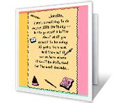 printable birthday cards for a teenage girl birthday cards for teen print free at blue mountain