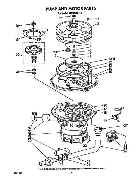 kitchenaid dishwasher schematic get free image about
