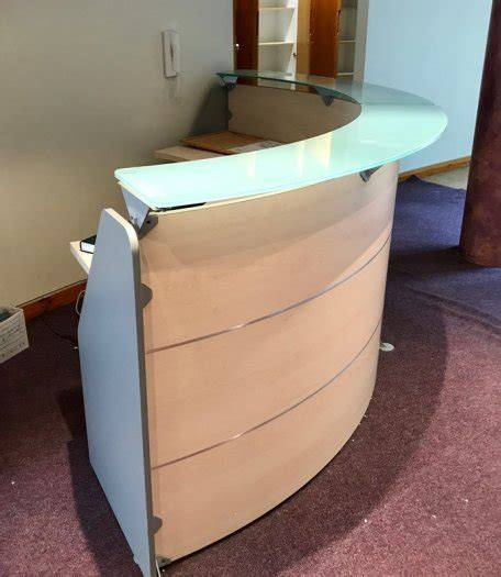 Reception Desk Modern Functional For Sale In Temple Bar Modern Reception Desk For Sale