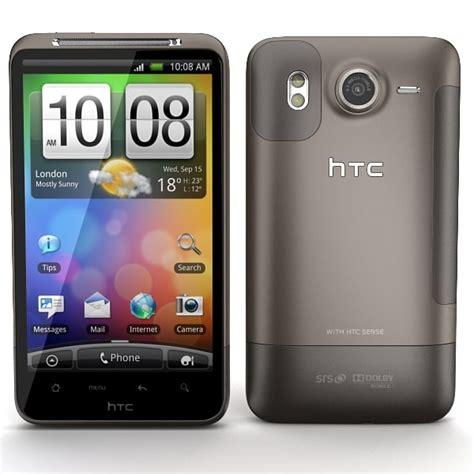 model of htc mobile 3d model of htc desire hd