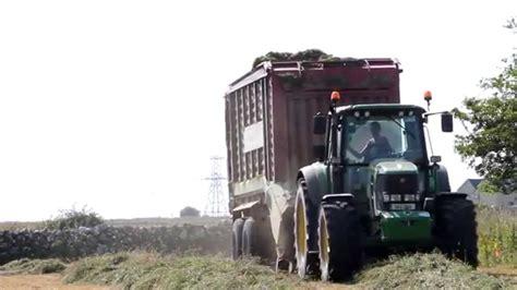 beckett agri wagon silage 2014