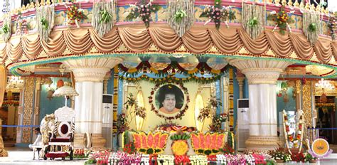 ugadi decorations at home ugadi celebrations from prasanthi nilayam sri sathya sai