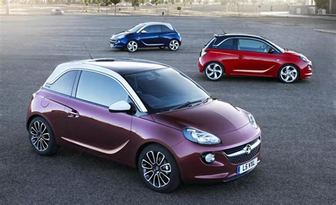 opel adam buick buick mulls opel adam based mini car for u s market