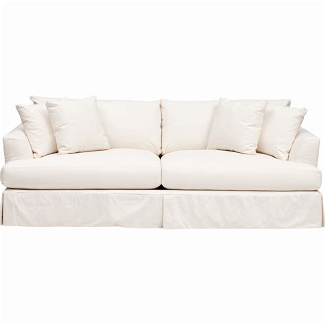 Inspirational White Slipcover Sofa Unique Sofa White Sofa Cover
