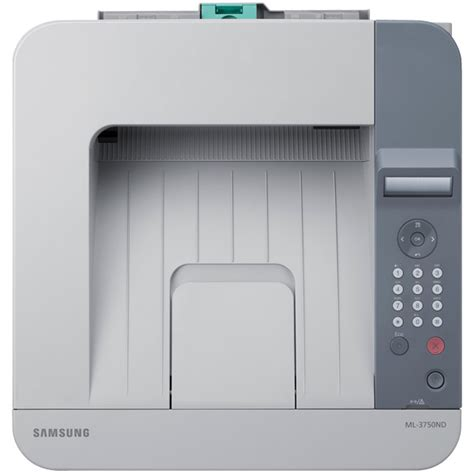 samsung ml 3750nd mono laser printer copierguide