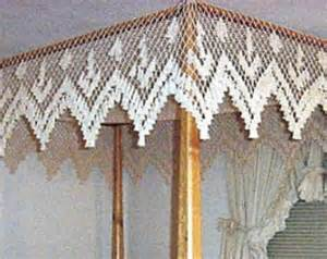 Canopy Bed Lace Tops King Size Fishnet Canopy Single Design