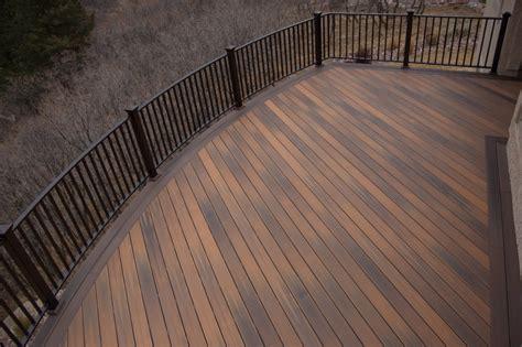 Azek Porch Flooring by Bending Azek Decking Decks Amp Fencing Contractor Talk