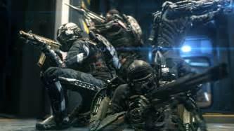 Call of duty advanced warfare exo survival mode sneak
