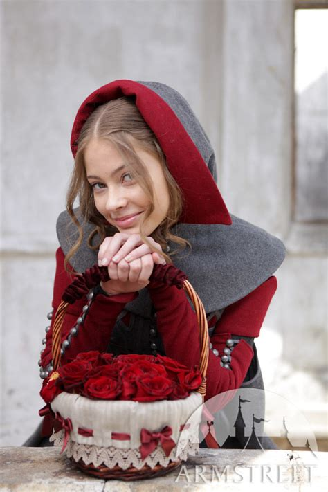 red riding hood 2304 exclusive woolen coat quot red riding hood quot for sale