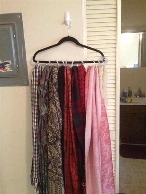 scarf holders for curtains 22 best images about scarves on pinterest ladder cafe