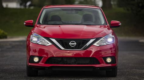 nissan sentra 2017 red 2017 nissan sentra sr turbo interior exterior and drive