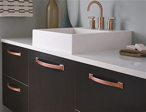 copper kitchen cabinet hardware cabinet hardware at the home depot
