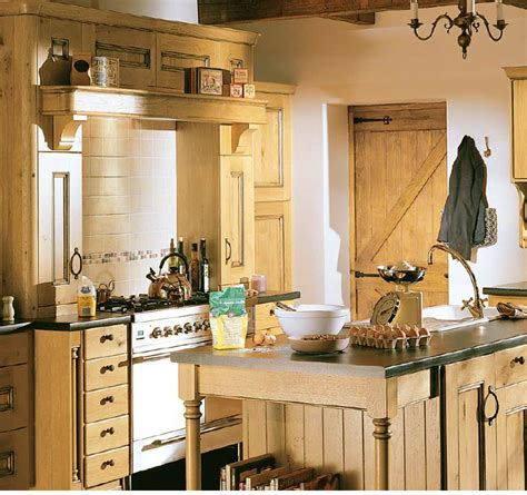 Ideas For Country Style Kitchen Cabinets Design Country Style Kitchens The Interior Decorating Rooms