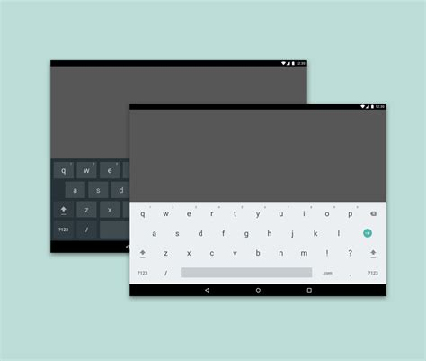 keyboard for android tablet android tablet keyboard light and for sketch freebiesui