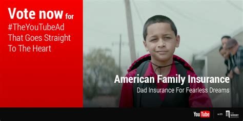 dream fearlessly fan dad insurance for fearless dreams finalist in the webby