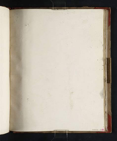 blank sketchbook joseph mallord william turner blank j m w turner