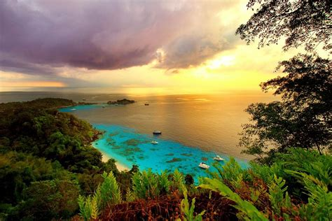 similan national park thailand national parks