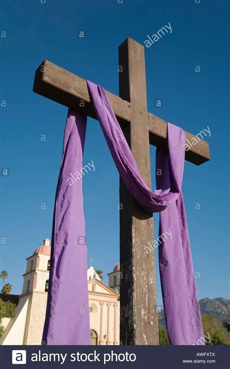 cross with purple drape cross with cloth draped www pixshark com images
