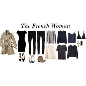 Parisian Chic Capsule Wardrobe by Fashion Looks And S On