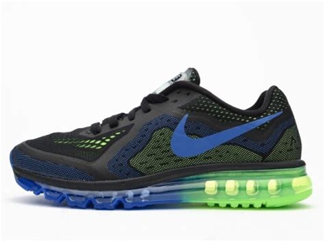 nike air max 2014 blue nike air max 2014 black photo blue electric green