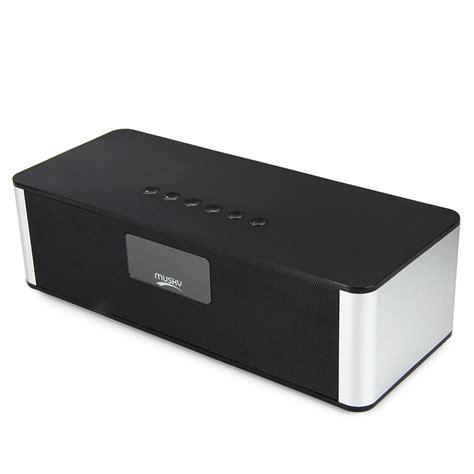 Speaker Mini Hifi musky dy21l protable multimedia mini hifi v4 0 speaker with stereo fm aux wireless bluetooth