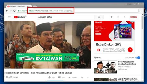 download youtube dengan mudah cara download video youtube tanpa software dengan mudah