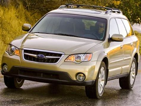 2009 subaru outback 2 5i wagon 4d pictures and videos kelley blue book