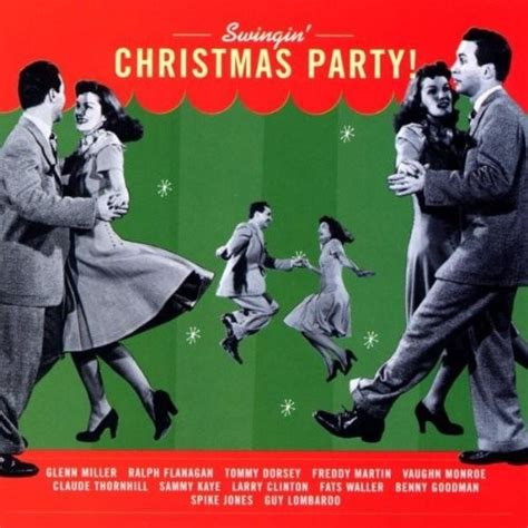 swinging christmas songs swingin christmas party rca various artists songs