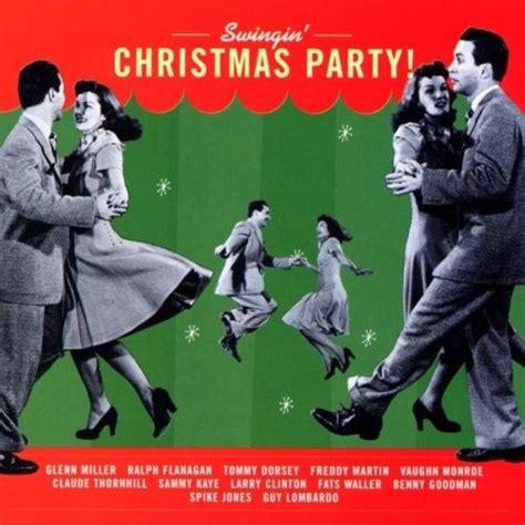 swinging christmas songs swingin christmas party rca various artists songs
