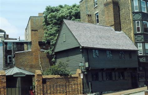 Paul Revere House by Patriots Day And School Vacation Programs At The