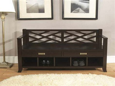foyer storage bench entryway storage benches for end of bed stabbedinback