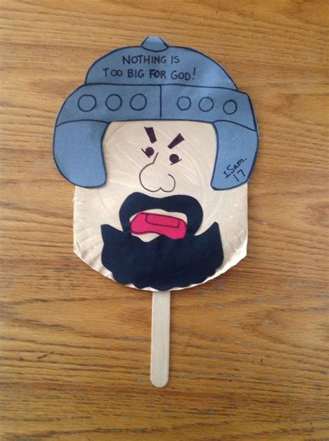 david and goliath crafts for bible crafts for toddlers login